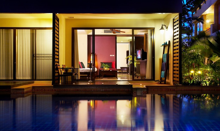 PHOTO GALLERY Lanta Cha-Da Beach  Resort & Spa - Krabi