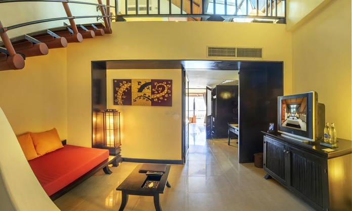 PLATINUM SUITE Lanta Cha-Da Beach Resort & Spa Krabi