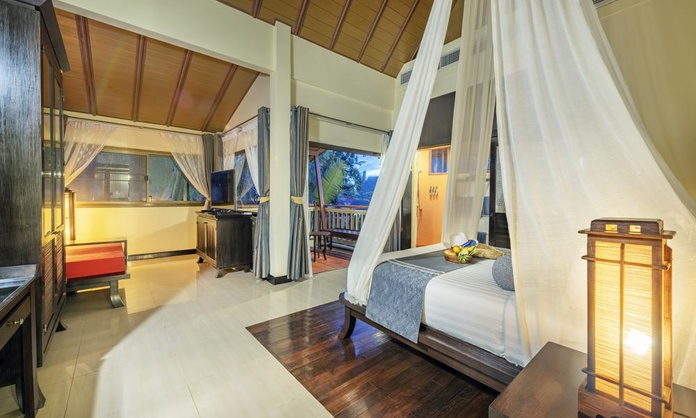 EMERALD SUITE Lanta Cha-Da Beach Resort & Spa Krabi