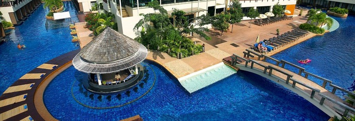 POOL BAR Lanta Cha-Da Beach Resort & Spa Krabi