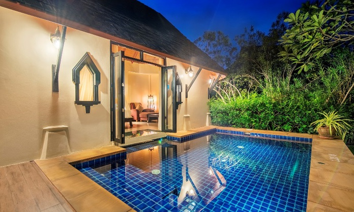 DIAMOND VILLA PRIVATE POOL Lanta Cha-Da Beach Resort & Spa Krabi