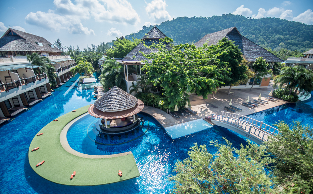 Lanta Cha Da Beach Resort Spa Krabi